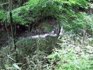 さあ、次はいよいよメインである浅間大滝へ歩いてきます。
