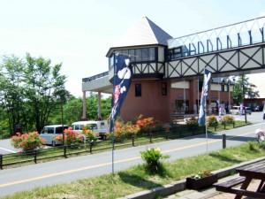 草津の玄関口である道の駅
