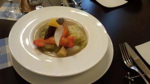 野菜たっぷりのロールキャベツ