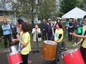 サンバの太鼓