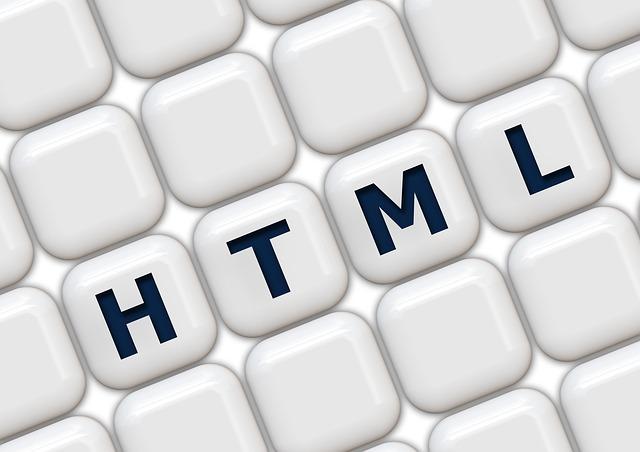 HTML photo