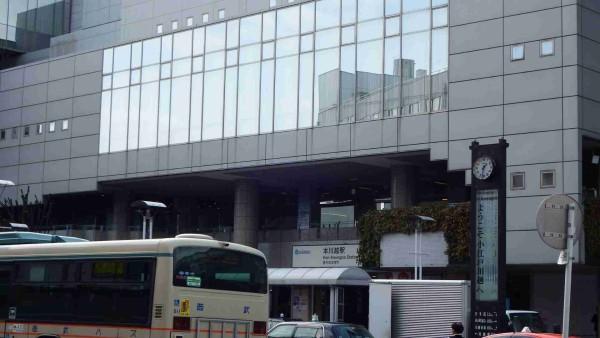 我が家の最寄り西武池袋線秋津駅から西武新宿線本川越駅までおよそ30分くらい