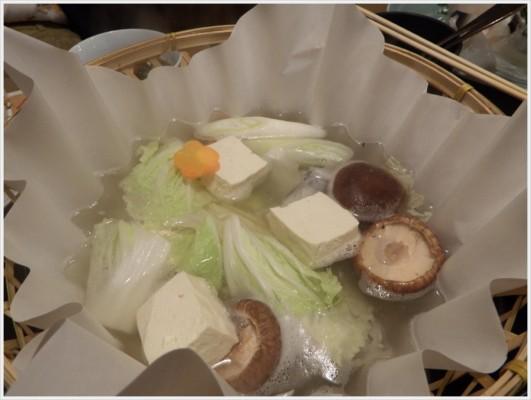 てっちり紙鍋