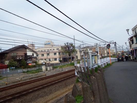 秋津駅でゴール!