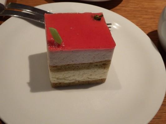 丸山珈琲のケーキ