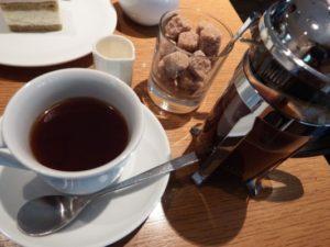 有機珈琲のカフェインレスシリーズ