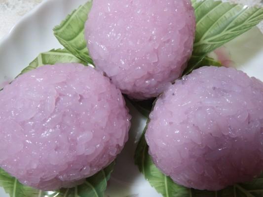 道明寺の和菓子