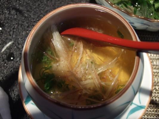 手作りの湯豆腐