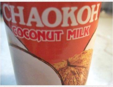 ココナッツミルクの効能も注目すべし!【美容・ダイエット】