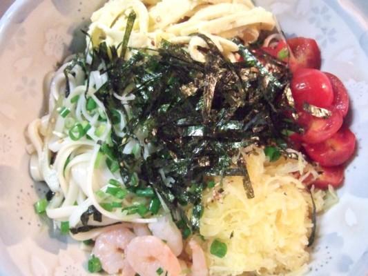 幻の三春素麺を味わう