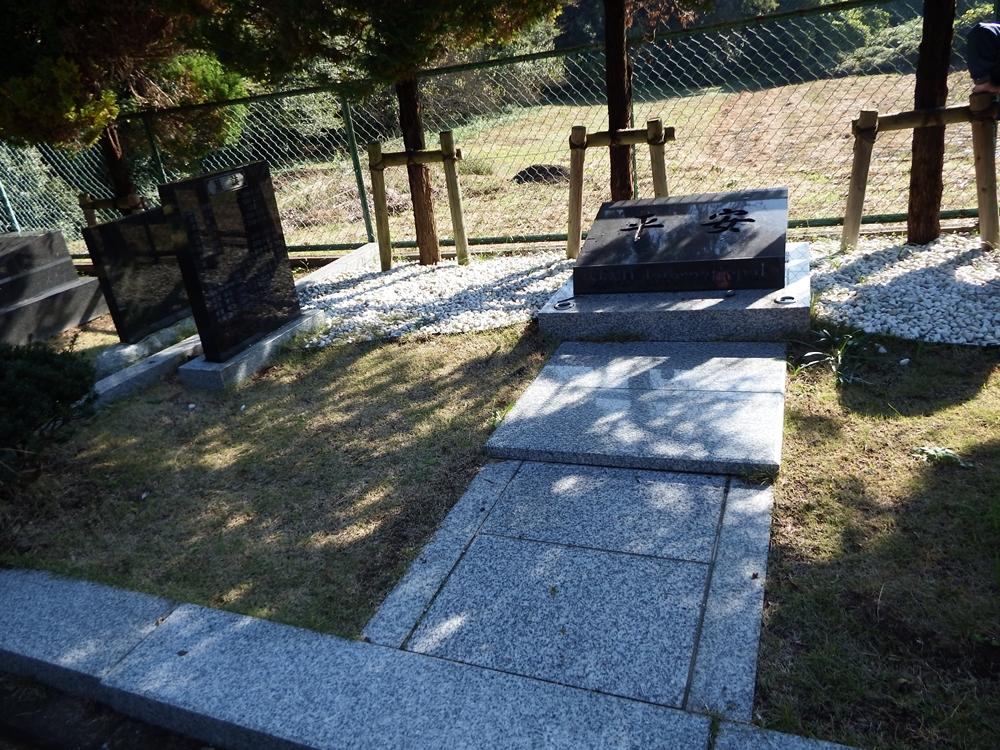 SANDの墓地