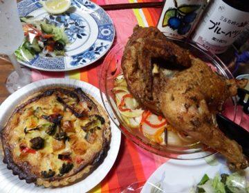 今年のクリスマスは感謝の豪華なディナーでした!