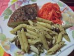 おうちでスペイン・バル風の簡単な夕食レシピ
