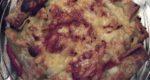 パスタレシピ-牛ひき肉入りのカネロニ