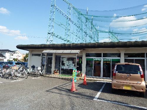 清瀬のゴルフ場練習場