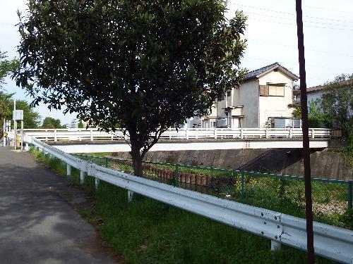 柳瀬川 日向橋