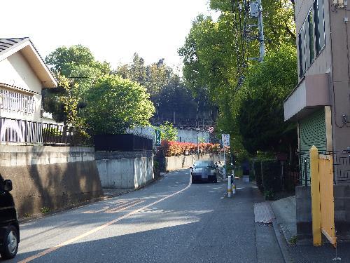 柳瀬川通りの東光院