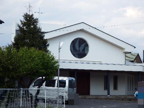 カトリック秋津教会チャペル