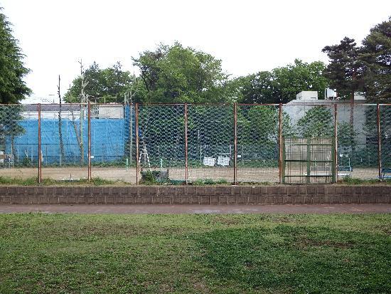 清瀬中央公園 テニスコート