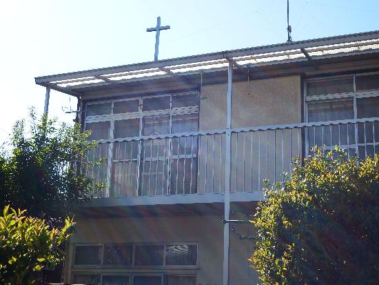 清瀬バプテスト教会の集会所