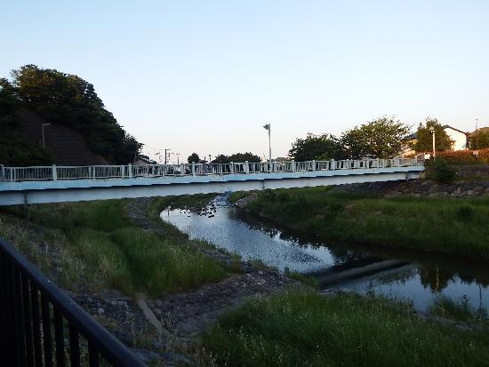 柳瀬川 松柳橋(しょうりゅうばし)