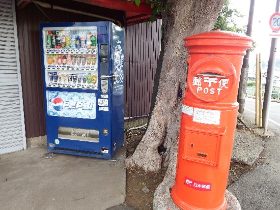 清瀬中里の古き郵便ポスト