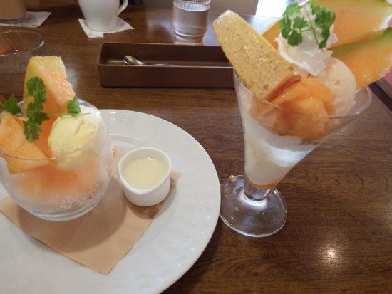 清瀬カフェ巡り ココスの季節のフルーツは本当に美味しい!