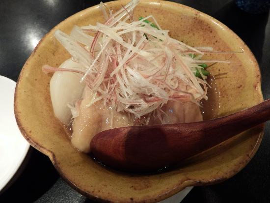 旬野菜と鶏肉のやわらか煮 950円