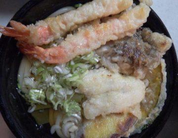 天丼てんやのお持ち帰り天ぷらで超簡単過ぎるレシピ!天ぷらうどん
