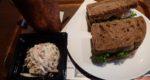草加グルメ/草加駅カフェ/上島珈琲店サンドイッチ・ランチセレクト