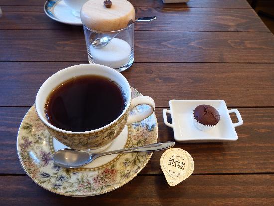 当店おすすめコーヒー エメラルドマウンテン