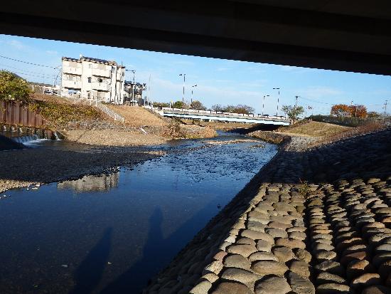 境橋から清瀬橋
