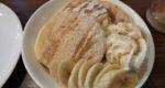 秋津カフェ探し@NOBU CAFEにてパンケーキがとても最高!