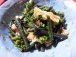 紅菜苔(コウサイタイ)でからし和え|誰でも簡単レシピ
