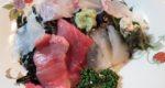 東京・清瀬にある魚三九で買ったお刺身で海鮮すし丼 その③
