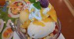 デニーズでランチ&デザート「フレッシュマンゴーのミニパルフェ」