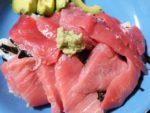 東京郊外・清瀬の魚三九で久しぶりに本まぐろの刺身を買いました!本まぐろ丼